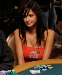 poker table image